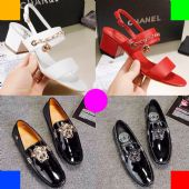 男女鞋代购级厂家广州实力鞋厂L.V香奈.儿Gucc1:1一件